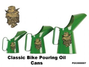 Alcyon Classic Bike Oil Cans Set PC00007